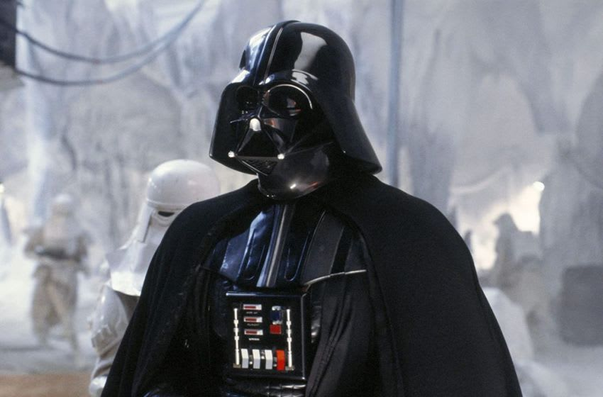 David Prowse in Star Wars: Episode V - The Empire Strikes Back (1980). © 1980 - Lucasfilm, Ltd.