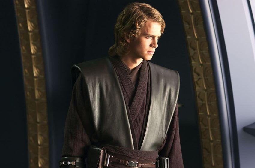 Hayden Christensen in Star Wars: Episode III - Revenge of the Sith (2005). © Lucasfilm Ltd. & TM. All Rights Reserved.