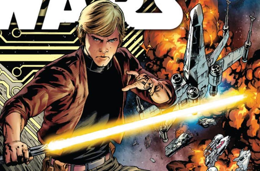 Marvel's Star Wars #10. Photo: Lucasfilm.
