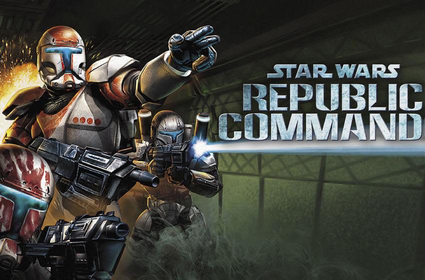 Star Wars: Republic Commando. Photo: Lucasfilm.