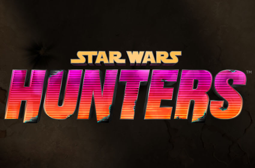 STAR WARS: HUNTERS logo. Photo: Lucasfilm.