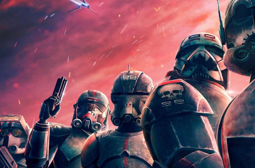 STAR WARS: THE BAD BATCH key art. Photo courtesy of Lucasfilm.