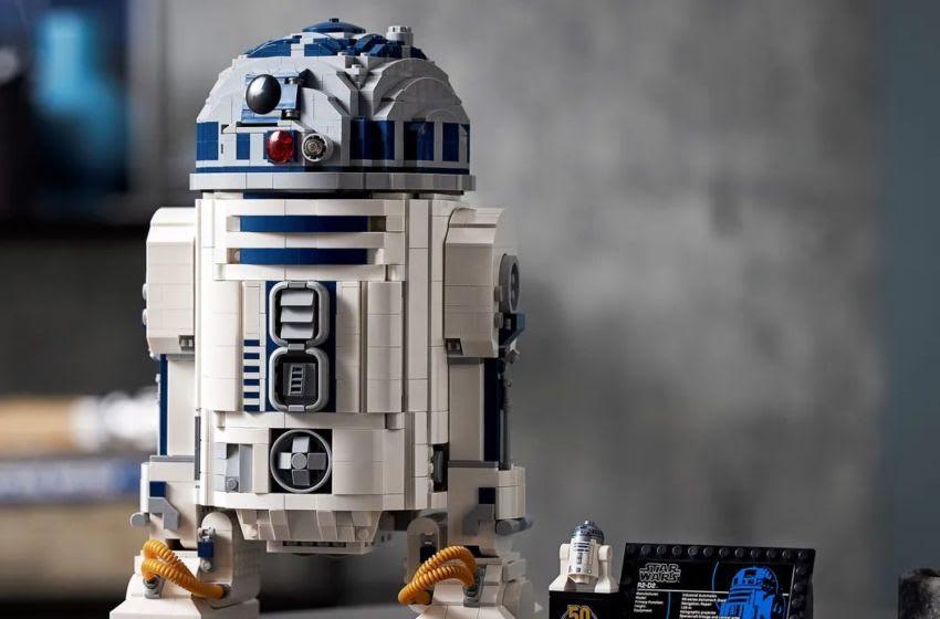 LEGO Star Wars R2-D2. Photo: LEGO.com.