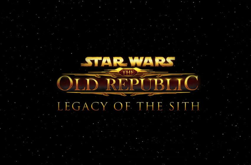 STAR WARS: THE OLD REPUBLIC -- Legacy of the Sith key art. Photo: StarWars.com.