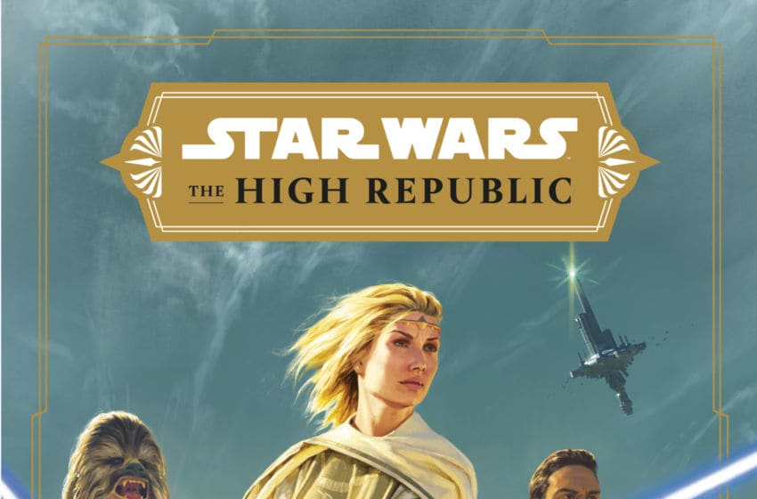 Photo: Star Wars: The High Republic: Light of the Jedi - Book Cover.. Image Courtesy Disney Publishing Worldwide