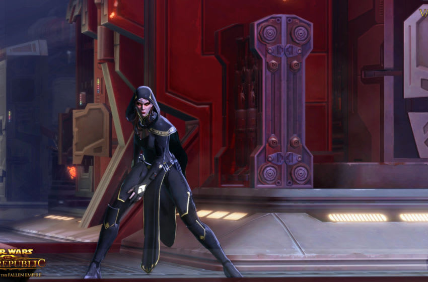 Star Wars: The Old Republic.. Image Courtesy BioWare, EA GAMES