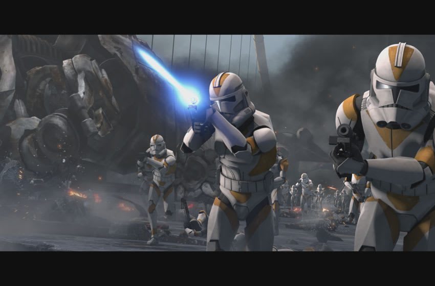 """Photo: Star Wars: The Clone Wars Episode 709 """"Old Friends Not Forgotten"""" - Image Courtesy Disney+"""