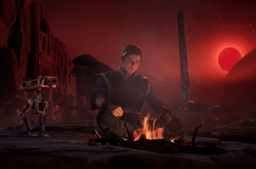 Photo: Star Wars Jedi: Fallen Order in-game screenshot.. Courtesy EA Press