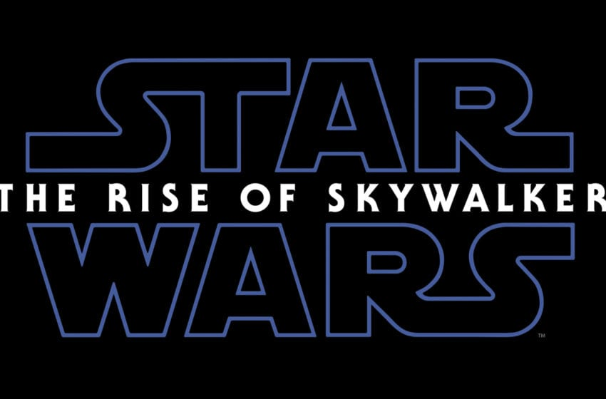 Photo: Star Wars: The Rise of Skywalker.. key art.. 2019 Lucasfilm Ltd. All Rights Reserved.