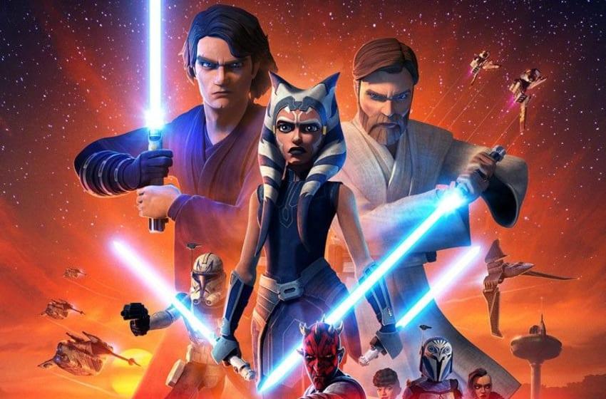 Photo: Star Wars: The Clone Wars: The Final Season - Key Art.. Image Courtesy Disney+