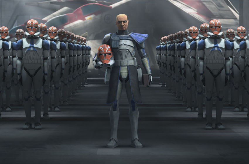 Photo: Star Wars: The Clone Wars: The Final Season - Series Still.. Image Courtesy Disney+