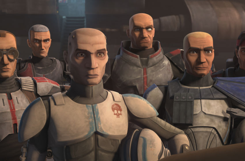 """Photo: Star Wars: The Clone Wars Episode 704 """"Unfinished Business"""" .. Image Courtesy Disney+"""