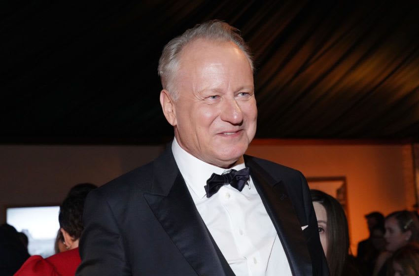 BEVERLY HILLS, CALIFORNIA - JANUARY 05: Stellan Skarsgard attends the Official Viewing And After Party Of The Golden Globe Awards Hosted By The Hollywood Foreign Press Association at The Beverly Hilton Hotel on January 05, 2020 in Beverly Hills, California. (Photo by Rachel Luna/Getty Images)