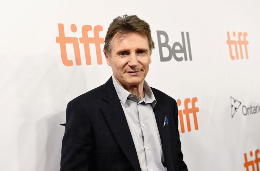 TORONTO, ON - SEPTEMBER 08: Liam Neeson attends the