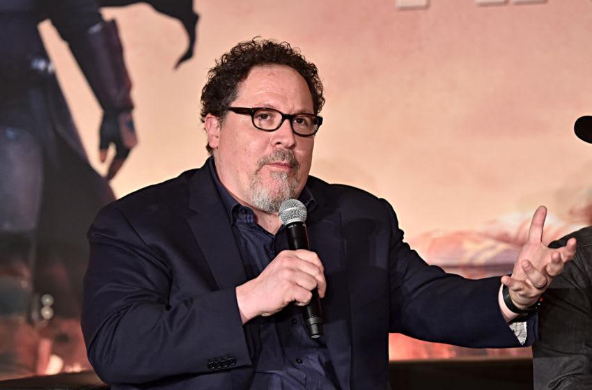 WEST HOLLYWOOD, CALIFORNIA - OCTOBER 19: Executive producer/writer Jon Favreau of Lucasfilm's