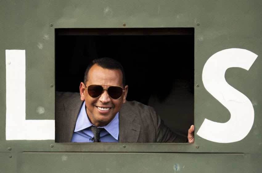 Alex Rodriguez is in line to purchase the Minnesota Timberwolves. (Photo by Billie Weiss/Boston Red Sox/Getty Images)