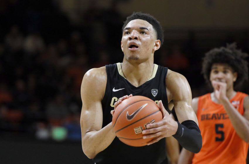 Tyler Bey of the Colorado Buffaloes. (Photo by Soobum Im/Getty Images)
