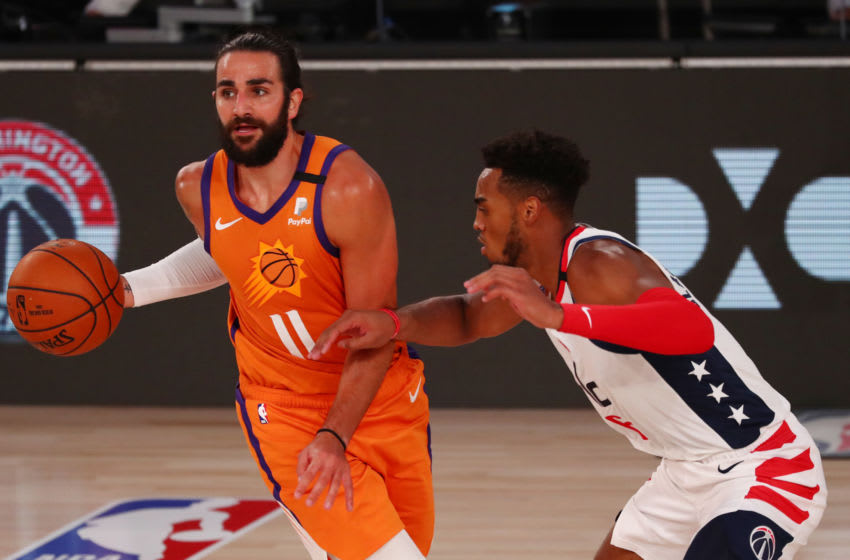 Ricky Rubio is headed back to the Minnesota Timberwolves. (Photo by Kim Klement - Pool/Getty Images)