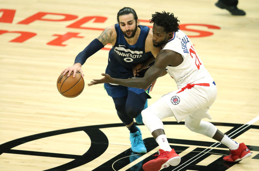 Patrick Beverley is replacing Ricky Rubio as the Minnesota Timberwolves backup point guard. (Photo by Sean M. Haffey/Getty Images)