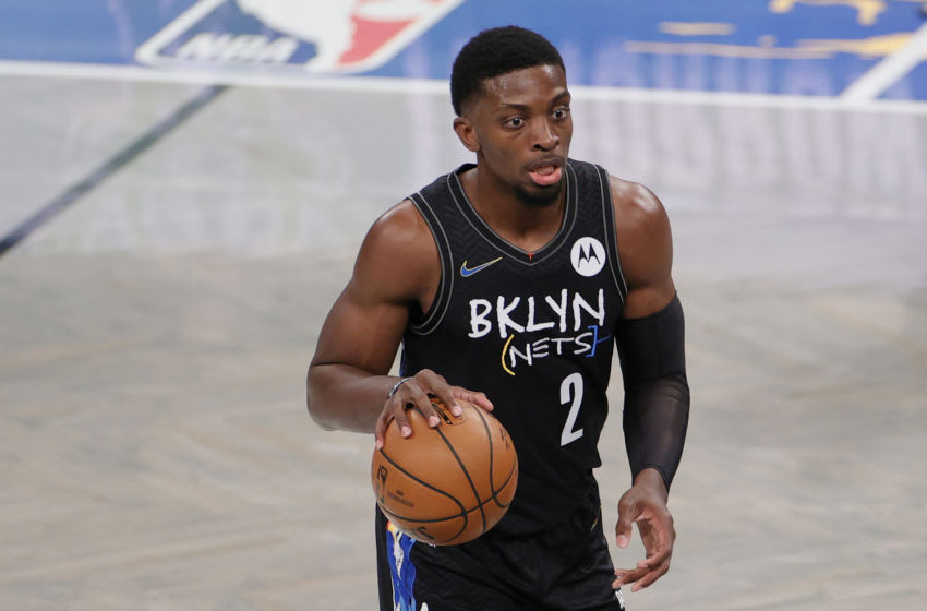Former Minnesota Timberwolves big man Tyler Cook went from the Iowa Wolves to the Brooklyn Nets on a 10-day deal. (Photo by Sarah Stier/Getty Images)