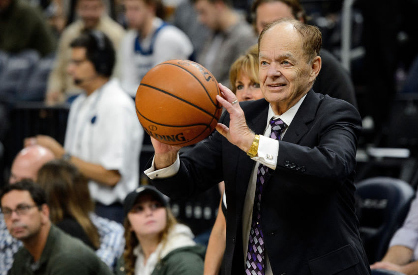 Glen Taylor, owner of the Minnesota Timberwolves. (Photo by Hannah Foslien/Getty Images)