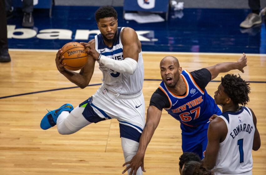Malik Beasley, Minnesota Timberwolves Mandatory Credit: Jesse Johnson-USA TODAY Sports