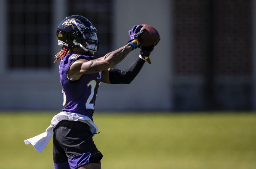 Ravens, Anthony Averett (Photo by Scott Taetsch/Getty Images)