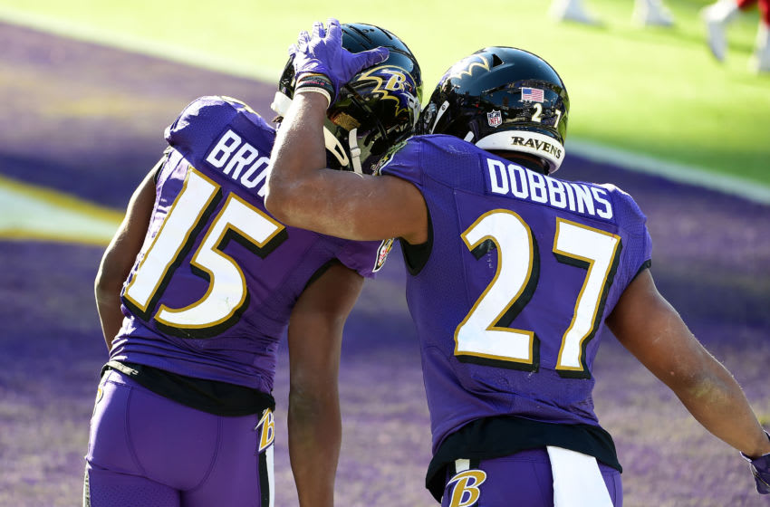 Ravens Mandatory Credit: Evan Habeeb-USA TODAY Sports