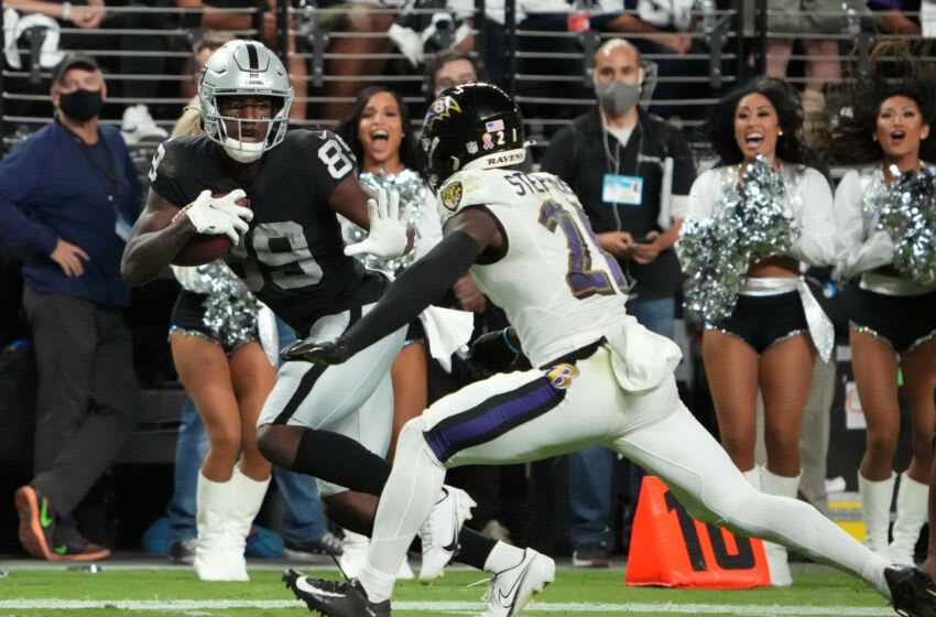 Ravens, Brandon Stephens Mandatory Credit: Kirby Lee-USA TODAY Sports