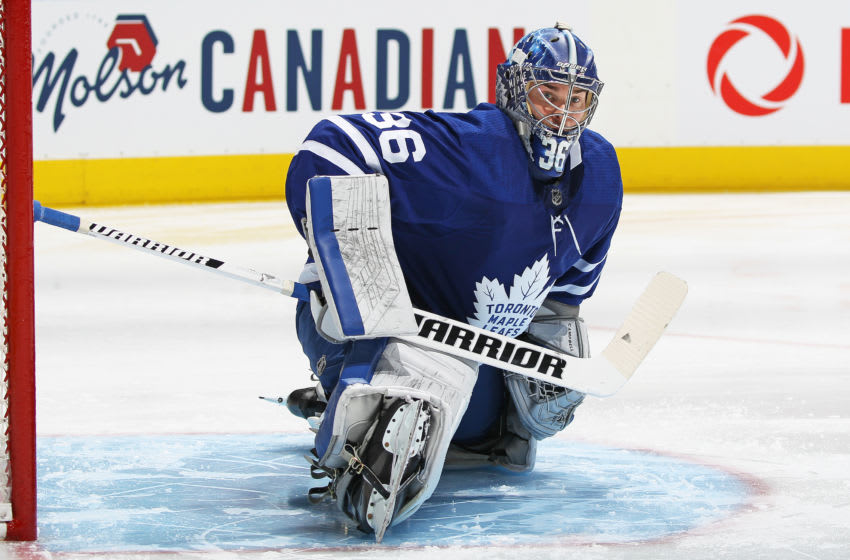 Jack Campbell, Toronto Maple Leafs (Photo by Claus Andersen/Getty Images)