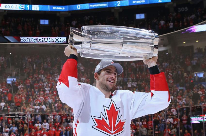 John Tavares, Team Canada (Photo by Bruce Bennett/Getty Images)