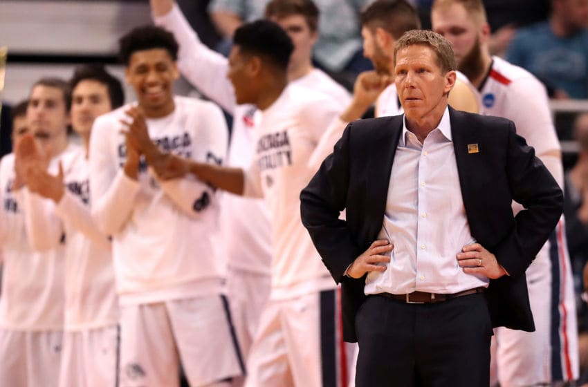 Mark Few, Gonzaga basketball, Gonzaga Bulldogs. (Photo by Christian Petersen/Getty Images)
