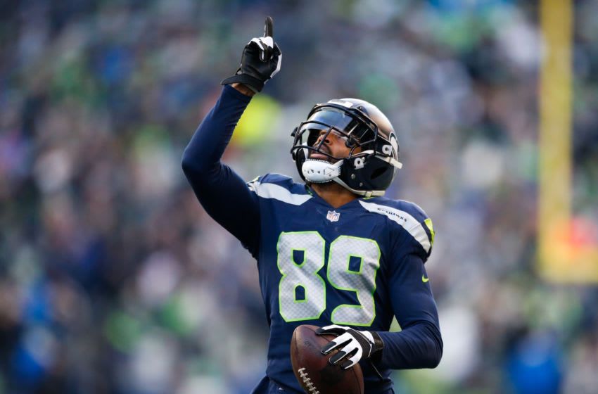 Doug Baldwin, Seattle Seahawks. (Photo by Otto Greule Jr /Getty Images)