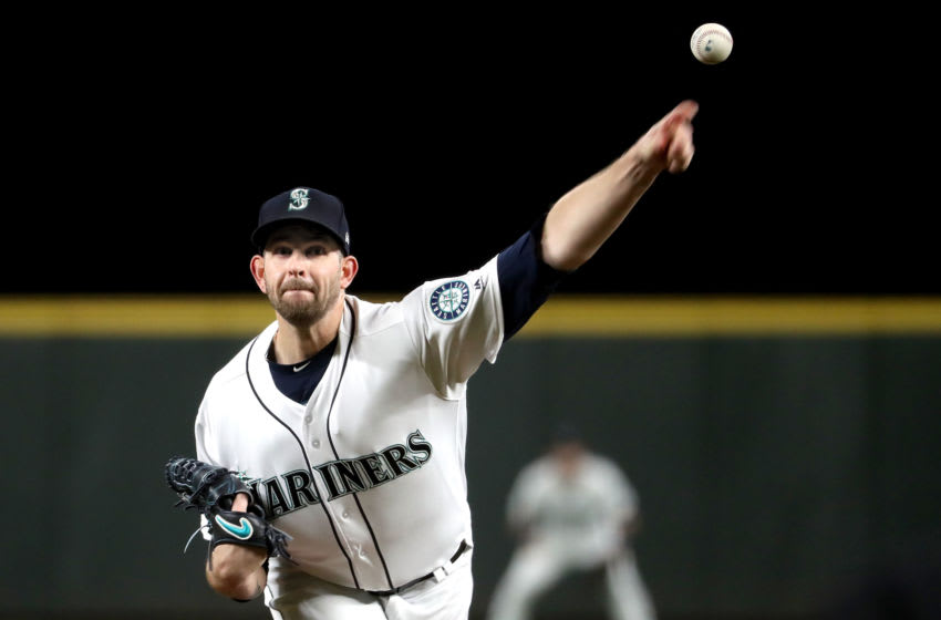 James Paxton, Seattle Mariners. (Photo by Abbie Parr/Getty Images)