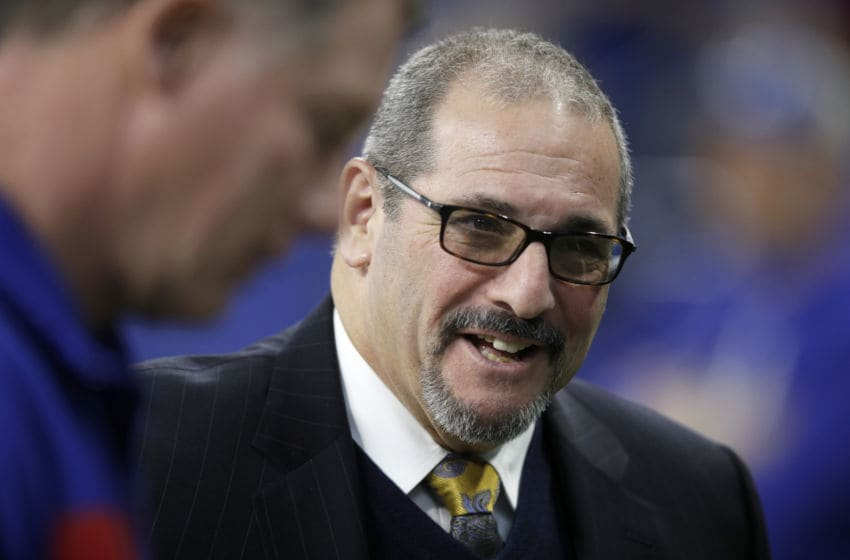 Dave Gettleman, New York Giants. (Photo by Joe Robbins/Getty Images)