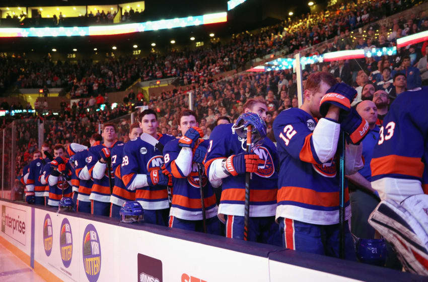 New York Islanders. (Photo by Bruce Bennett/Getty Images)