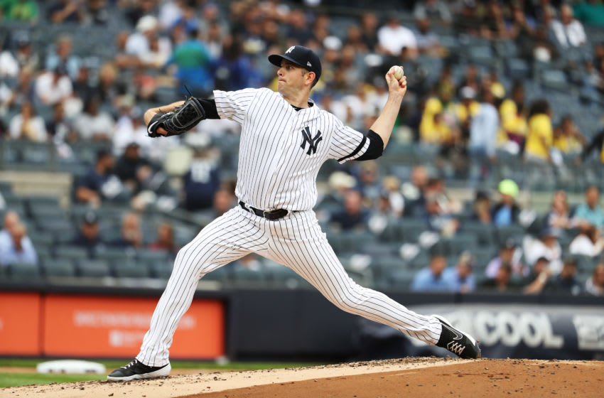 James Paxton, New York Yankees. (Photo by Al Bello/Getty Images)