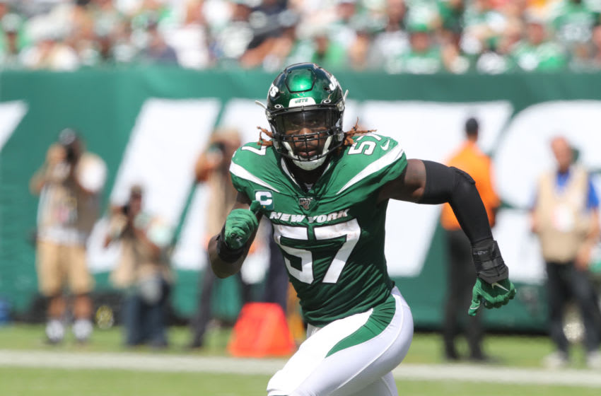 C.J. Mosley, New York Jets. (Photo by Al Pereira/Getty Images)