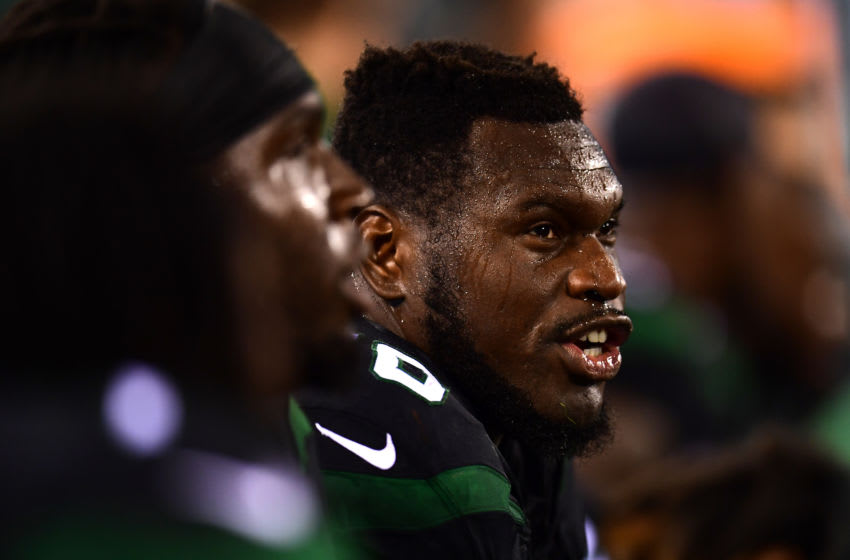 Kelechi Osemele, New York Jets. (Photo by Emilee Chinn/Getty Images)