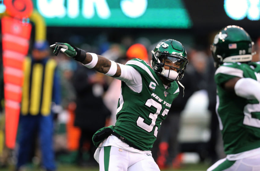Jamal Adams, New York Jets. (Photo by Al Pereira/Getty Images).