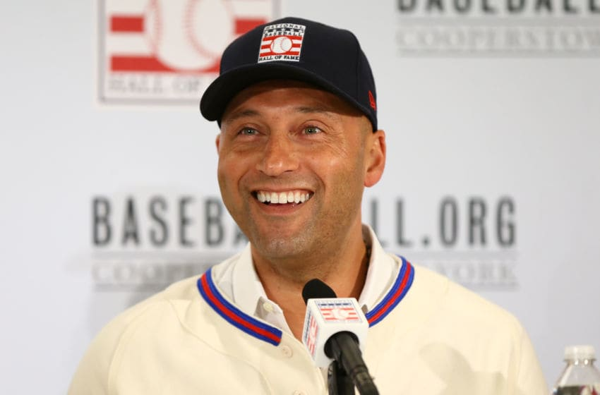Derek Jeter, New York Yankees (Photo by Mike Stobe/Getty Images)