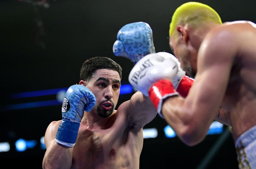 Danny Garcia, Ivan Redkach, Boxing (Photo by Steven Ryan/Getty Images)