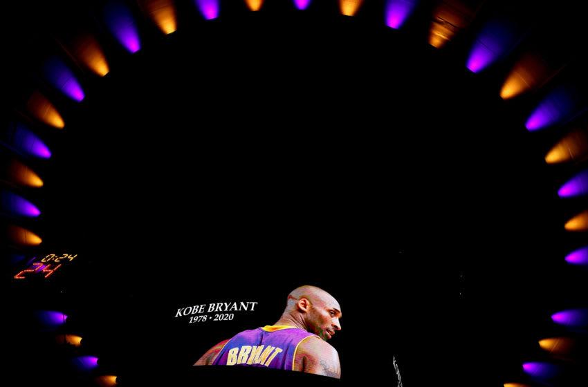 Kobe Bryant. (Photo by Elsa/Getty Images)
