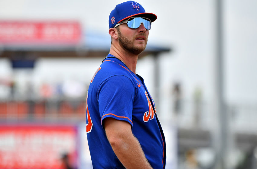 Pete Alonso, New York Mets. (Photo by Mark Brown/Getty Images)