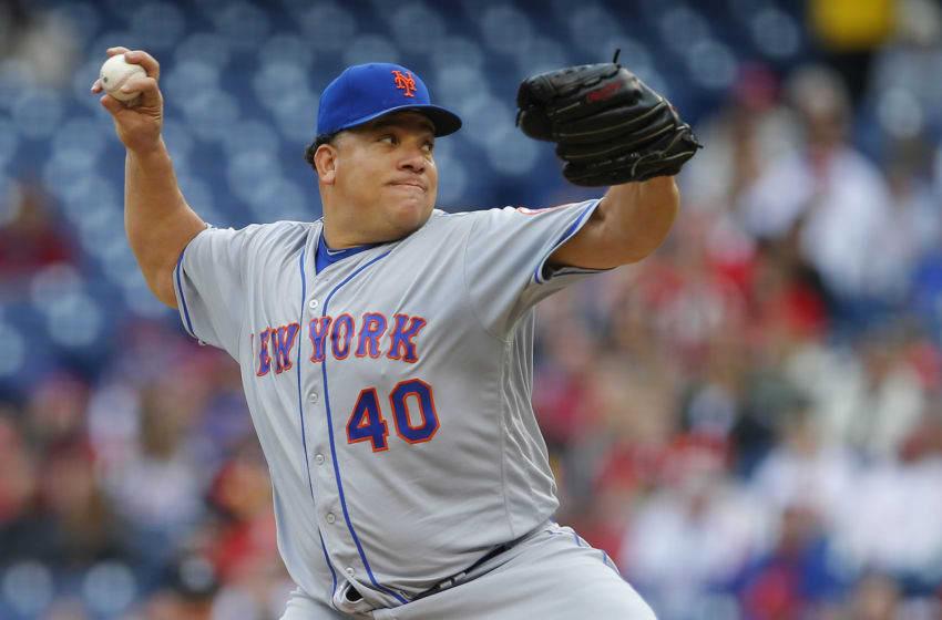 Bartolo Colon, New York Mets. (Photo by Rich Schultz/Getty Images)