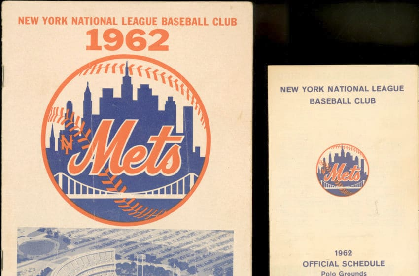 New York Mets. (Photo by Blank Archives/Getty Images)