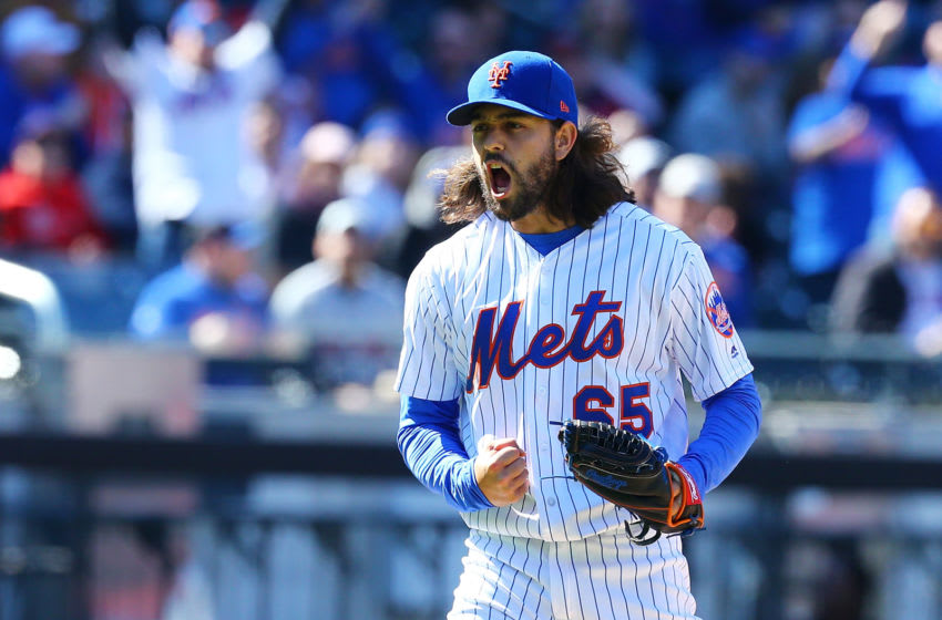Robert Gsellman, New York Mets. (Photo by Mike Stobe/Getty Images)