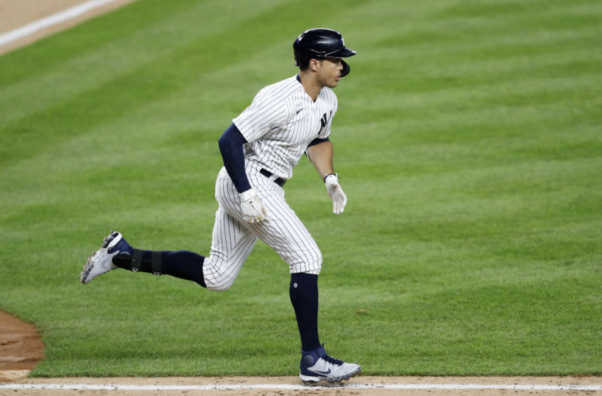 Giancarlo Stanton, New York Yankees. (Photo by Jim McIsaac/Getty Images)