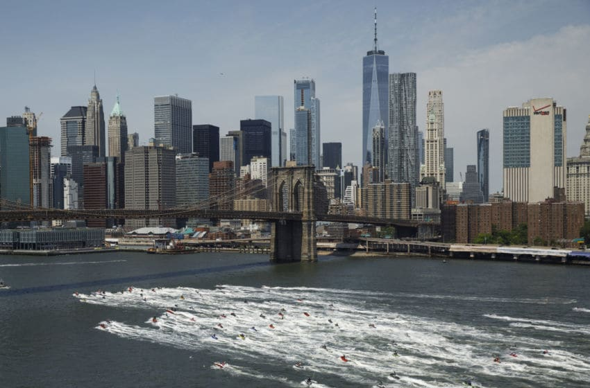 New York City Skyline (Photo by Drew Angerer/Getty Images)