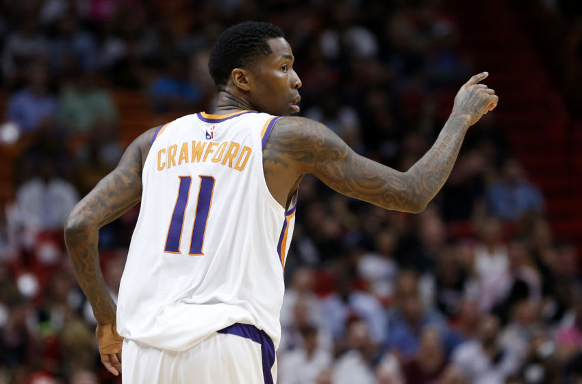 Jamal Crawford, Phoenix Suns. (Photo by Michael Reaves/Getty Images)